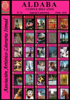 Celebración del X aniversario  de la revista Aldaba