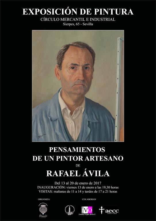 Homenaje a Rafael Ávila