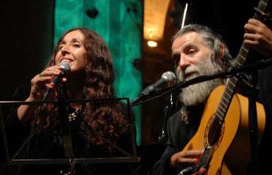 Âlime y Luigi Maráez