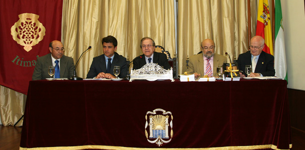 CLAUSURA DEL III CERTAMEN INTERNACIONAL DE NOVELA CORTA GIRALDA
