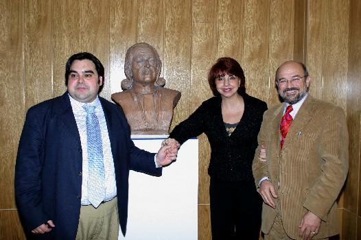 Homenaje a Rafael Alberti en su Fundación del Puerto de Santamaría