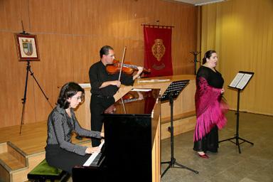 Concierto de Música Clásica y Bel Canto