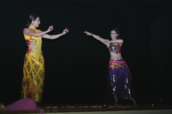 Espectáculo de Danzas Orientales